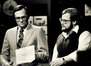 Bill and Larry King